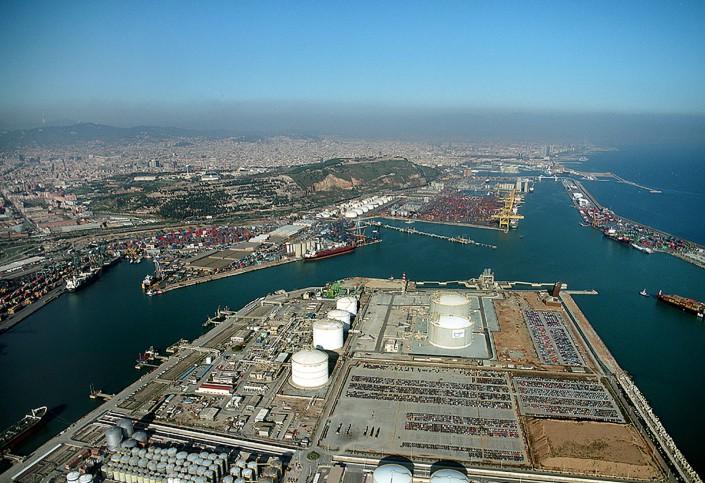 Puerto de Barcelona 2