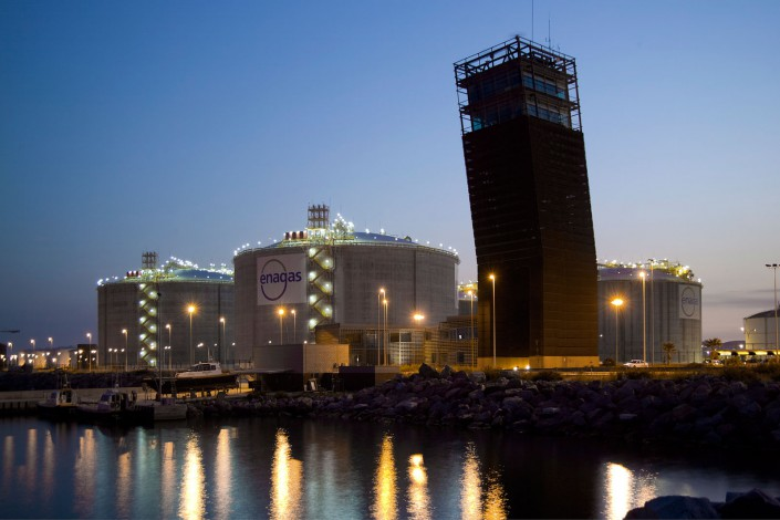 Barcelona GNL Terminal